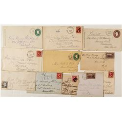 Fort Assinaboine Postal History Collection
