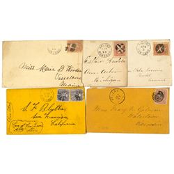Helena, Lewis and Clark, Montano Cover Collection