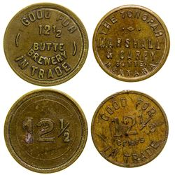 Butte Brewery/ The Tonopah Tokens (Butte, Montana)