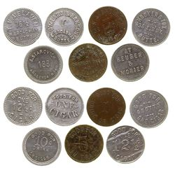 Butte Good For Cigar Token Lot (Butte, Montana)