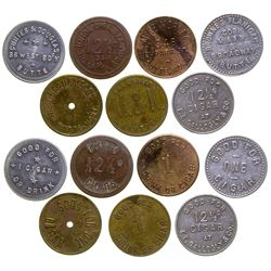 Butte Cigar Token Group (Butte, Montana)