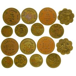 Crown Bar Token Group (Butte, Montana)