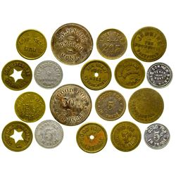Hysham Token Collection (Hysham, Montana)