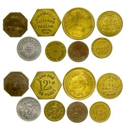 Livingston Token Collection 2 (Livingston, Montana)