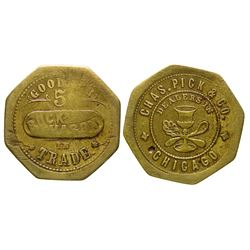 Buck Mason Token (Powderville, Montana)