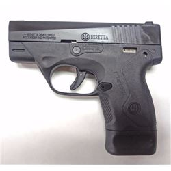 Beretta Nano 9mm. New in box.