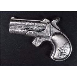 7 OUNCE .999 SILVER DERRINGER