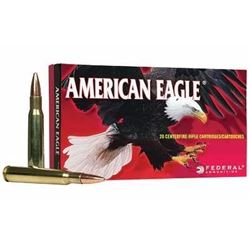 *AMMO* FEDERAL AM EAGLE 30-06 SPRINGFIELD FMJ BT 150GR (200 ROUNDS) 029465085322