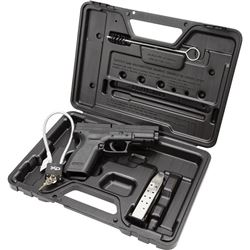 "*NEW* Springfield XD9102HC XD Essential Package DAO 40S&W 4"" 12+1 Poly Grip/Frame Blk 706397859367"