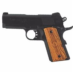 "*NEW* AMERICAN CLASSIC 1911 AMIGO 45ACP 3.5"" 7RD HARDWOOD GRIP BLUED 728028073386"