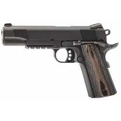 "*NEW* Colt O1980RG XSE Rail SA 45 ACP 5"" 8+1 Double Diamond Blackened Wood Grip 098289042231"
