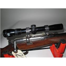Sporterized Lee Enfield with scope