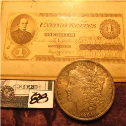 """A Souvenir of the United States Treasury Notes and National Bank Notes. By Photographic Copies of t"