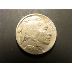 1914 D Buffalo Nickel. Super high end EF. Red Book value $325.