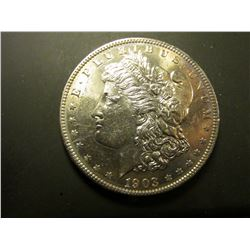 1903 O U.S. Morgan Silver Dollar. Lightly toned Uncirculated.
