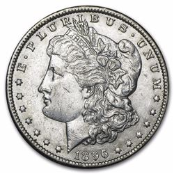 1896-O Morgan Dollar BU