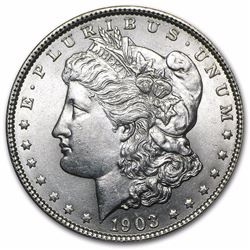 1903 Morgan Dollar BU MS-63