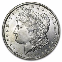 1900-O Morgan Dollar BU MS-63