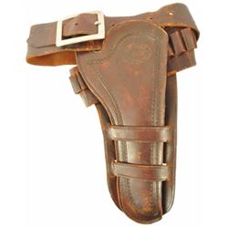 Ben Varga, SA, TX Marked Holster & Gun Belt