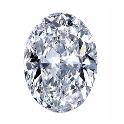 GIA/OVAL/G/SI2/2.01ct