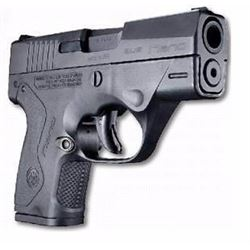 "BERETTA NANO 9MM 3.07"" 6+1 BLK POLY FRAME BLACK SLIDE .082442189543"