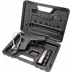 "Springfield XD9102HC XD Essential Package DAO 40S&W 4"" 12+1 Poly Grip/Frame Blk .706397859367"