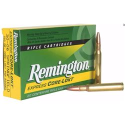 10 BOSEX REMINGTON R30302 Core-Lokt 30-30 Win Core-Lokt Soft Point 170 GR (200 ROUNDS).047700054100