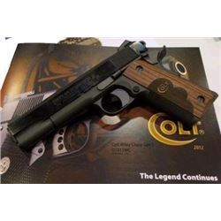 COLT WILEY CLAPP GOVERNMENT 45 ACP .098289042538