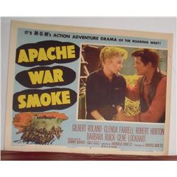 Apache War Smoke another