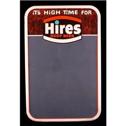 Hires Root Beer Chalkboard Sign
