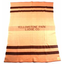 Early 1900's Pendleton Yellowstone Park Blanket