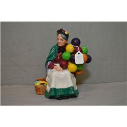"Royal Doulton figurine ""The Old Balloon Seller"" HN1315"