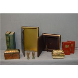 "Selection of collectibles including an early edition 1897 ""The Jungle Book"" by Rudyard Kipling with"