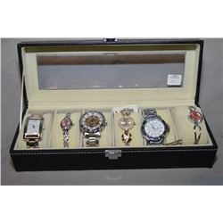 Selection of brand new gents and ladies quartz watches retail pricing from $49.00- $169.95, all work