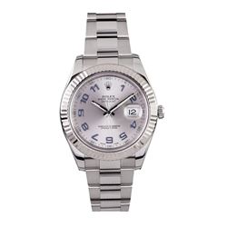 Rolex Stainless Steel DateJust II Men's Watch