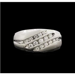 0.29ctw Diamond Ring - 14KT White Gold