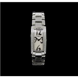 Raymond Weil Stainless Steel Diamond Watch