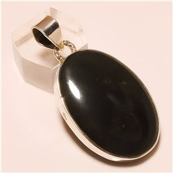 blood stone Pendant Solid Sterling Silver