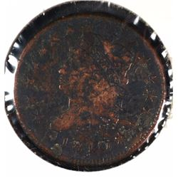 1810 LARGE CENT VG CORRODED