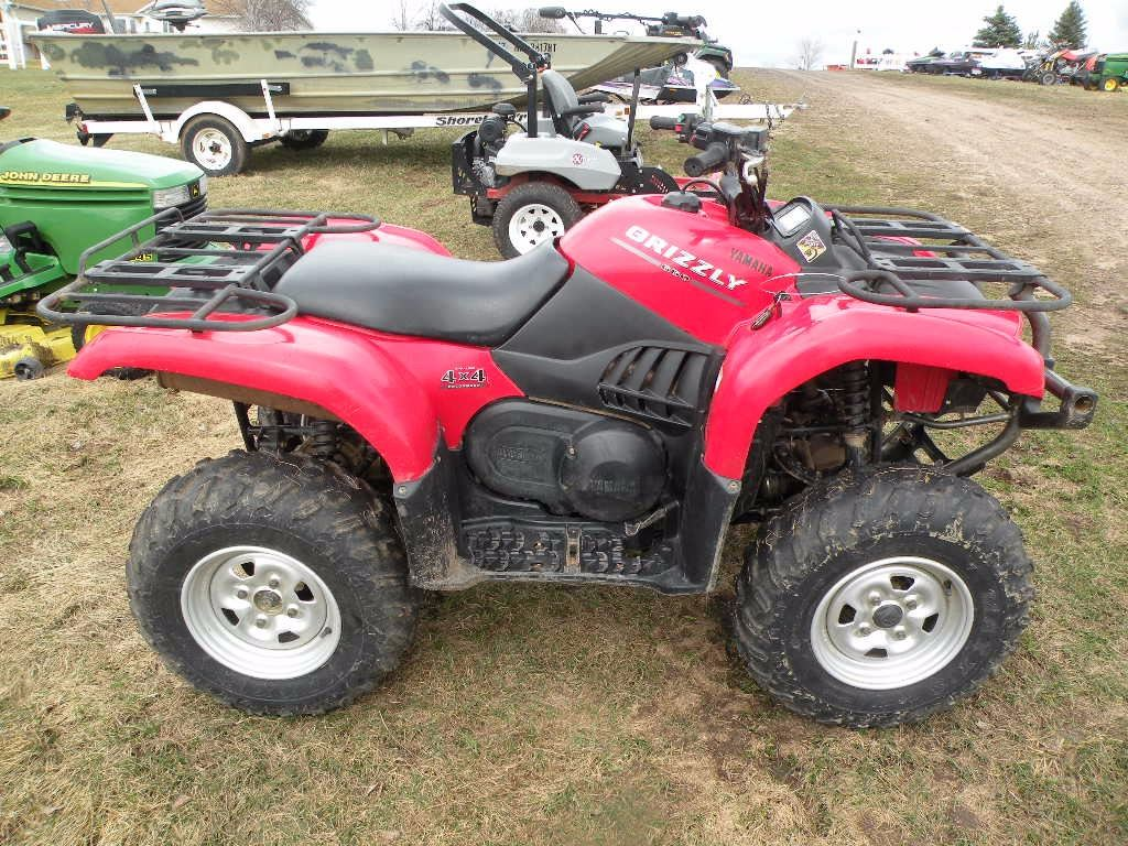 2004 yamaha grizzly 660 sn jy4am03y74c049127 for 2004 yamaha grizzly 660 value