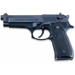 "*NEW* BERETTA M9 9MM LTD 10+1 4.9"" Synthetic Black Grip Bruniton Barrel 082442816838"