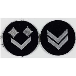 DEUTSCHES JUNGVOLK SLEEVE PATCHES