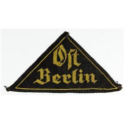 HITLER YOUTH SLEEVE TRIANGLE