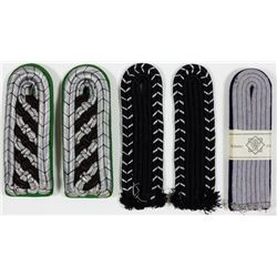 GERMAN ARMY SHOULDER BOARDS