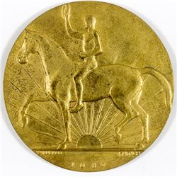 GERMAN HORSE BREEDERS MEDALLION