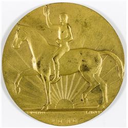 GERMAN HORSE BREEDERS' MEDALLION