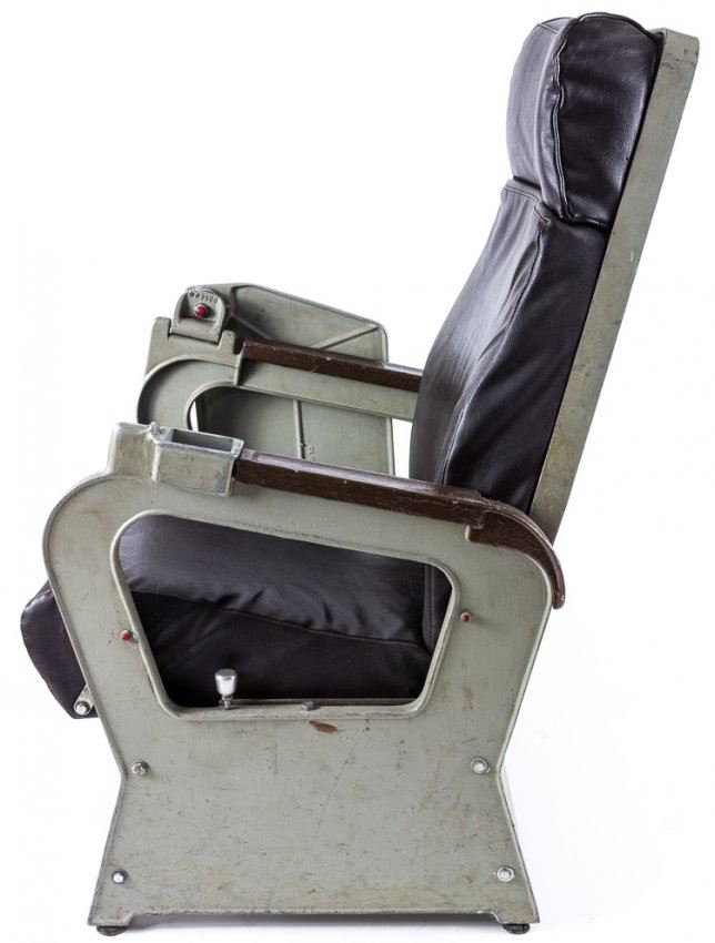 Aircraft Carrier Ready Room Chair For Sale