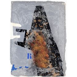 James Coignard, Riposte, Carborundum Etching