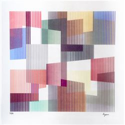 Yaacov Agam, Time from the Mobility Within Series, Agamograph