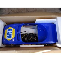 NAPA pedal car, NIB, some assembly required